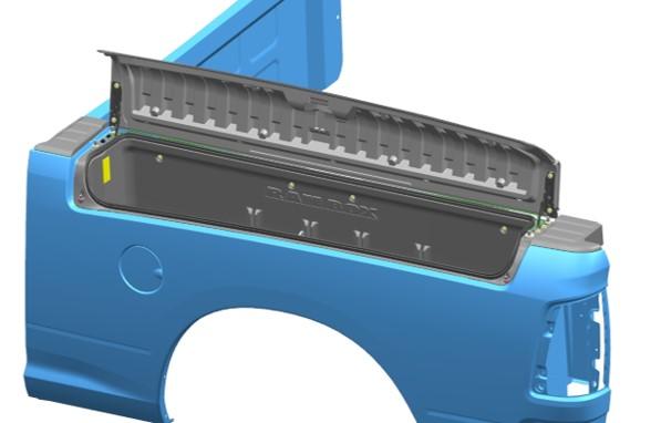 Ram box rendering