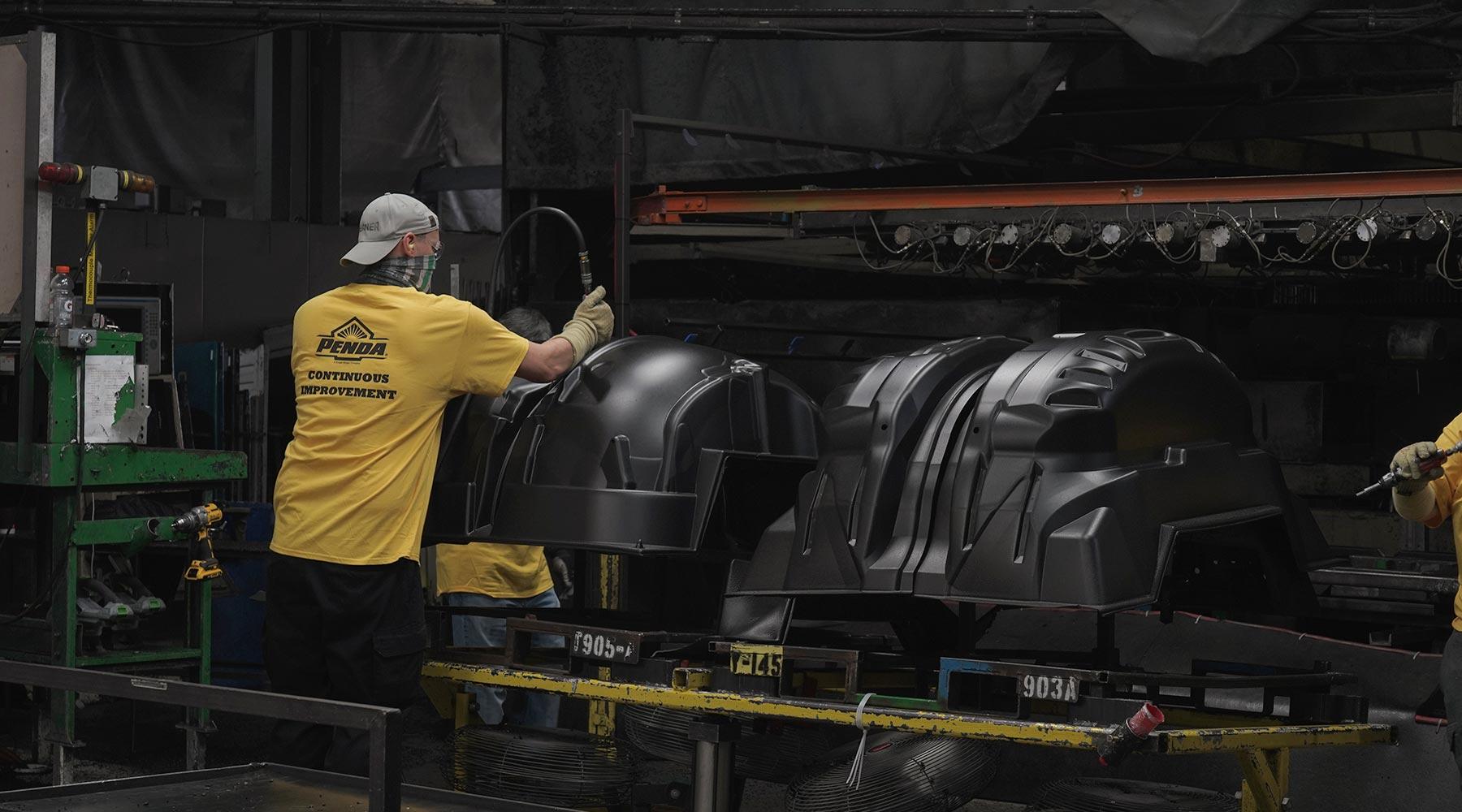 Penada Manufacturing Facility